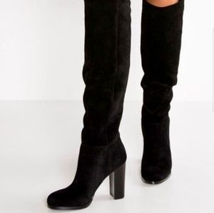 Sam Edelman Caprice Knee-High Boot Black